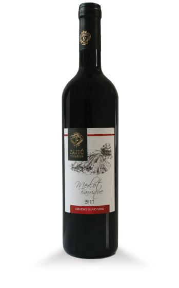 Crveno suvo vino
