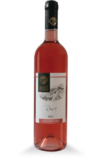 Suvo roze vino