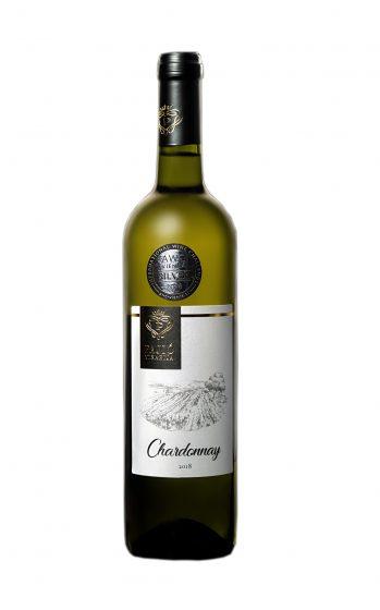 Chardonnay za sajt sa bijelom podlogom